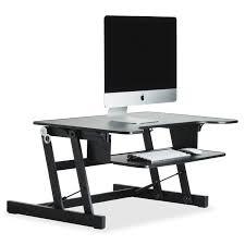 Stand Desks by Product Llr81974 Lorell Adjustable Desk Monitor Riser Gsa Advantage