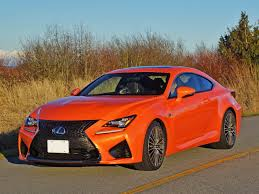 lexus rcf silver 2016 lexus rc f road test review carcostcanada