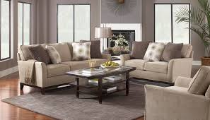 bedroom elegant beige leather sofa by broyhill furniture with