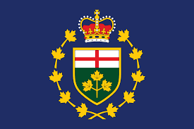 protocol and symbols lieutenant governor of ontario