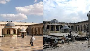 syria before and after aleppo before the war the atlantic