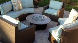 Patio Furniture Table Patio Furniture With Gas Pit Table Patio Table