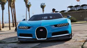 newest bugatti bugatti chiron u0026 vision tuning add on gta5 mods com