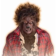 amazon com werewolf wig toys u0026 games