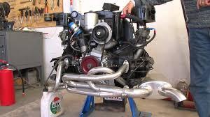 first porsche 356 porsche 356 1640cc engine first start youtube