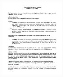 employment release agreement sample independent contractor