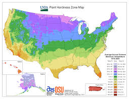 Where Is Michigan On The Map by View Maps Usda Plant Hardiness Zone Map