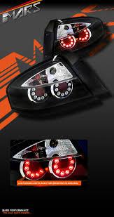lexus altezza super carros black led altezza tail lights ford falcon fairmont fpv ba bf sedan