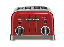 Death Toaster Cuisinart Metal Classic 4 Slice Toaster U0026 Reviews Wayfair