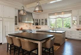 two island kitchens colonial bungalow family home design and bedding kitchen