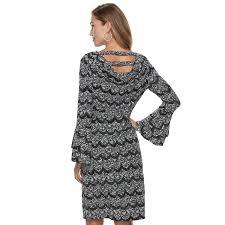 womens elle dresses clothing kohl u0027s