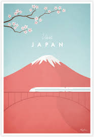 Travel Art images Japan vintage travel poster travel poster co jpg