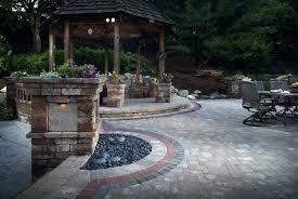 Brick Paver Patio Cost Backyard Patio Pavers And Patio Design