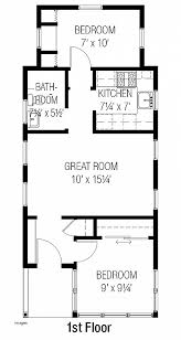 two bedroom cottage plans house plan inspirational cottage style house plans