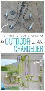 Outdoor Votive Candle Chandelier by Outdoor Crystal Chandeliers For Gazebos Outdoor Chandeliers