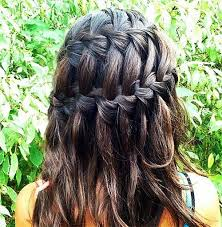 half up half down quiff hairstyles 50 most popular french braid hairstyles for 2015 hairstyle insider