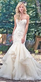 Wedding Dress Pinterest Best 25 Mermaid Wedding Gowns Ideas On Pinterest Mermaid
