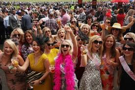 ladies day in newcastle does newcastle racecourse have a dress