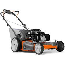shop husqvarna 160cc 22 in self propelled front wheel drive