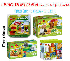 lego duplo sets on sale under 10 each perfect gifts for toddlers