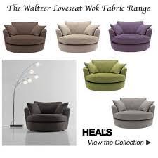 Swivel Sofas For Living Room Kare Design Montana Grey Swivel Chair Stool Lounge Chair