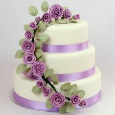 wedding cake liverpool cascading roses wedding cake in liverpool cakes liverpool