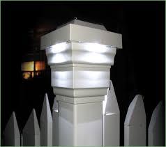 lighting 5x5 fence post solar lights post caps 5x5 fence post