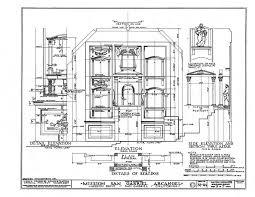 mission san diego de alcala floor plan mission san gabriel arcangel floorplans exterior creative cranium