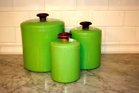 green kitchen canister set kitchen kitchen canister set inspiration for your home