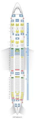 siege transavia seatguru seat map klm airbus a330 200 332 v1
