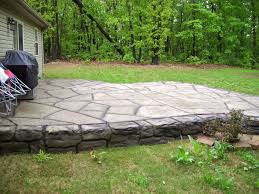 patio paving decor