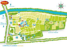 Biarritz France Map by Camping Sylvamar Yelloh Village In Labenne