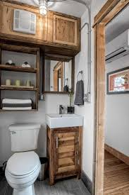 best 10 tiny house bathroom ideas on pinterest tiny homes i like the tiny sink and storage on the wall