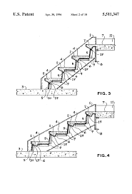 patent us5511347 adjustable sheet metal moulds for steel and