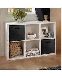 Target Closetmaid Cubeicals Sweet Deal On Closetmaid Decorative Storage 6 Cube Organizer