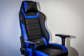 Rocking Gaming Chair Hands On Vertagear Racing Series P Line Gaming Chair Gamecrate