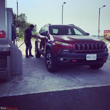 jeep bmw canadian road trip dodge challenger r t jeep cherokee bmw x3 m