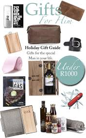 gifts for him gift guide inspired living
