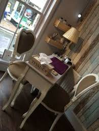 Nail Bar Table And Chairs Allure Www Medicalandbeauty Com Www Salonambience Com Facebook