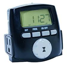 how to set light timer intermatic intermatic dt200lt digital astronomic landscape timer amazon com