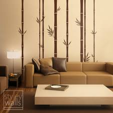 mesmerizing bamboo acrylic wall art decor beautiful ideas for home