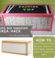 Build A Simple Toy Chest by 50 Clever Diy Storage Ideas To Organize Kids U0027 Rooms Page 5 Of 5