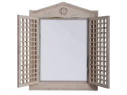 specchi con cornice specchio con cornice a forma di finestra girgia floradecor