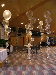 New Year Decorations Pinterest by Bubble Strands For A Reception New Years Eve Etc Hang Them From
