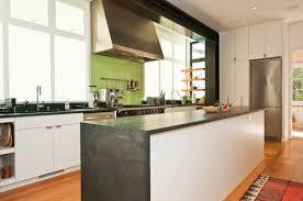 Soapstone Kitchen Countertops by Soapstone Kitchen Countertops With A Waterfall Edge U2013 Crocodile Rocks