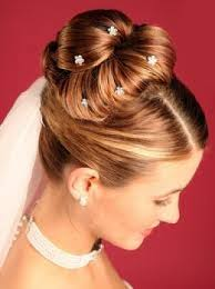 upstyle hair styles classy updo hairstyles for brides with veils and tiaras classy