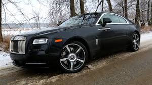 2016 Rolls Royce Wraith Review Quick Take Youtube