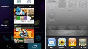 android multitasking how multitasking really works on android and ios extremetech