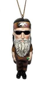 duck dynasty ornaments fear the beards