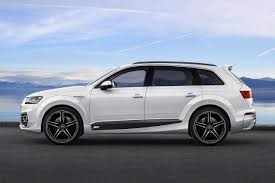 Audi Q7 Modified - audi q7 2015 tuning тюнинг abt sportsline cars pinterest